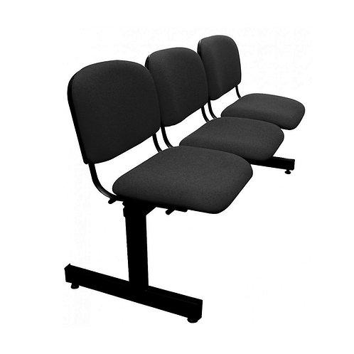 Tandem de 3 sillas Isósceles