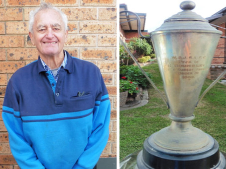 Neville Rounsley – One of the 'oldest' former West players around