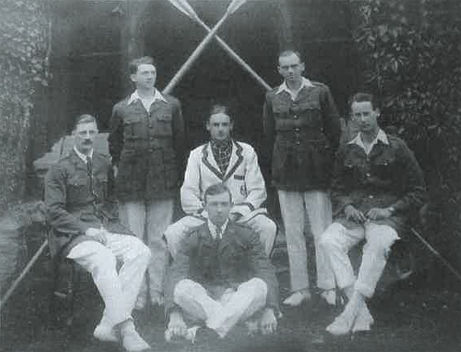 1917 Head of the River Team