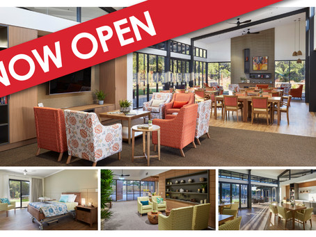 Come and find out about our stunning new aged care home at Kewarra Beach!