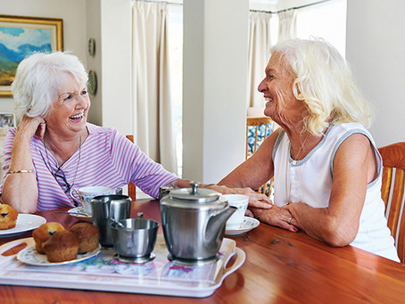 Discover the benefits of retirement  village living