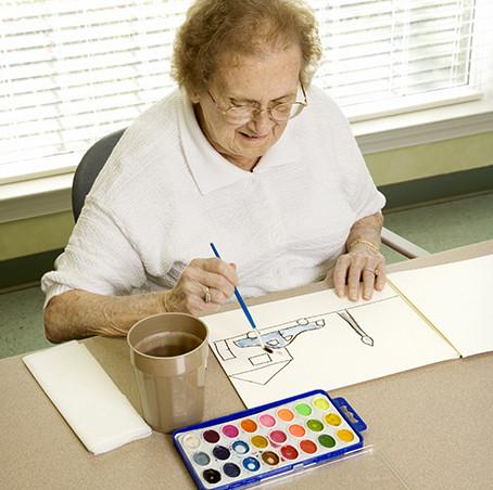 Use of Creative Arts in Dementia