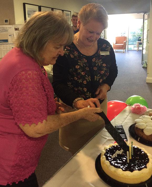 Celebrating 3rd Birthday