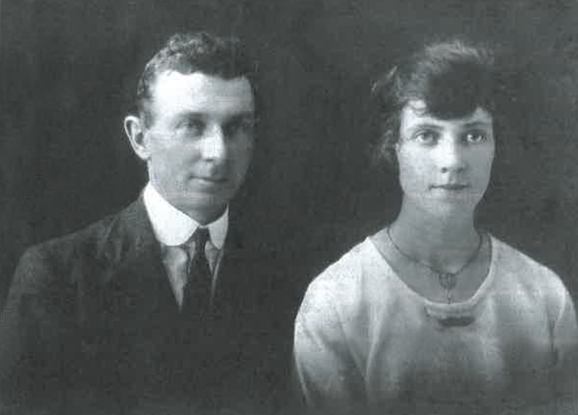 Neville Ambrose Davies & Edna Mathew