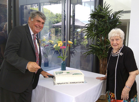 Celebrating the official opening of Narangba Aged Care