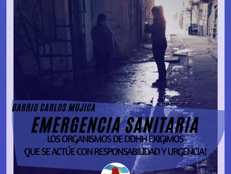 EMERGENCIA SANITARIA EN LAS VILLAS