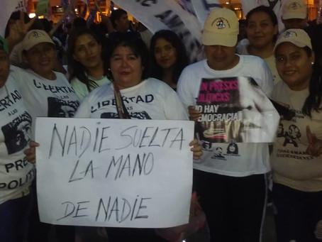 Luis D'Elía sin domiciliaria y en grave estado de salud