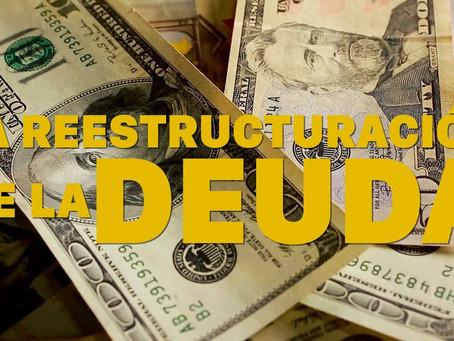 """EXAMEN JURÍDICO DE LA LEY 27.544, DENOMINADA """"RESTAURACIÓN DE LA SOSTENIBILIDAD DE LA DEUDA PÚBLICA"""
