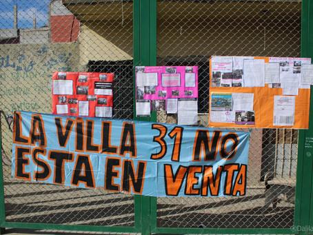 """Encuentro con compañeras y compañeros de la Villa 31 y 31 bis """"Barrio Carlos Mugica"""""""