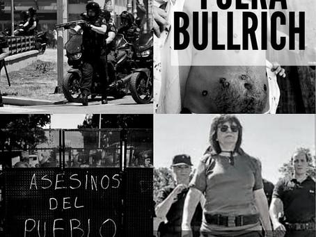FUERA BULLRICH DE LA PATAGONIA