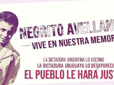 Impunidad a los Asesinos del Negrito Avellaneda.