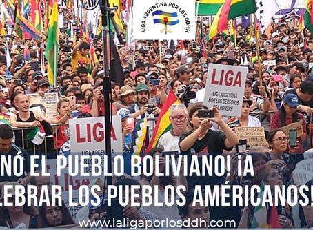 En Bolivia vive la causa de la libertad y el antimperialismo de nuestra América
