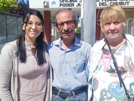 Balance jornada de Solidaridad con el Juez Paulo Konig