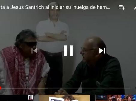 La Libertad de Jesús Santrich de FARC es una victoria para todxs los presxs políticxs.