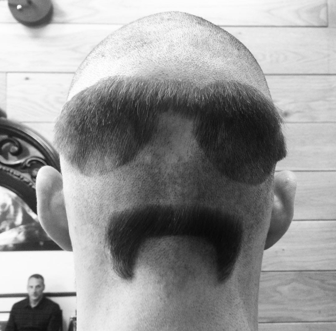 Haircut and Beard Trim