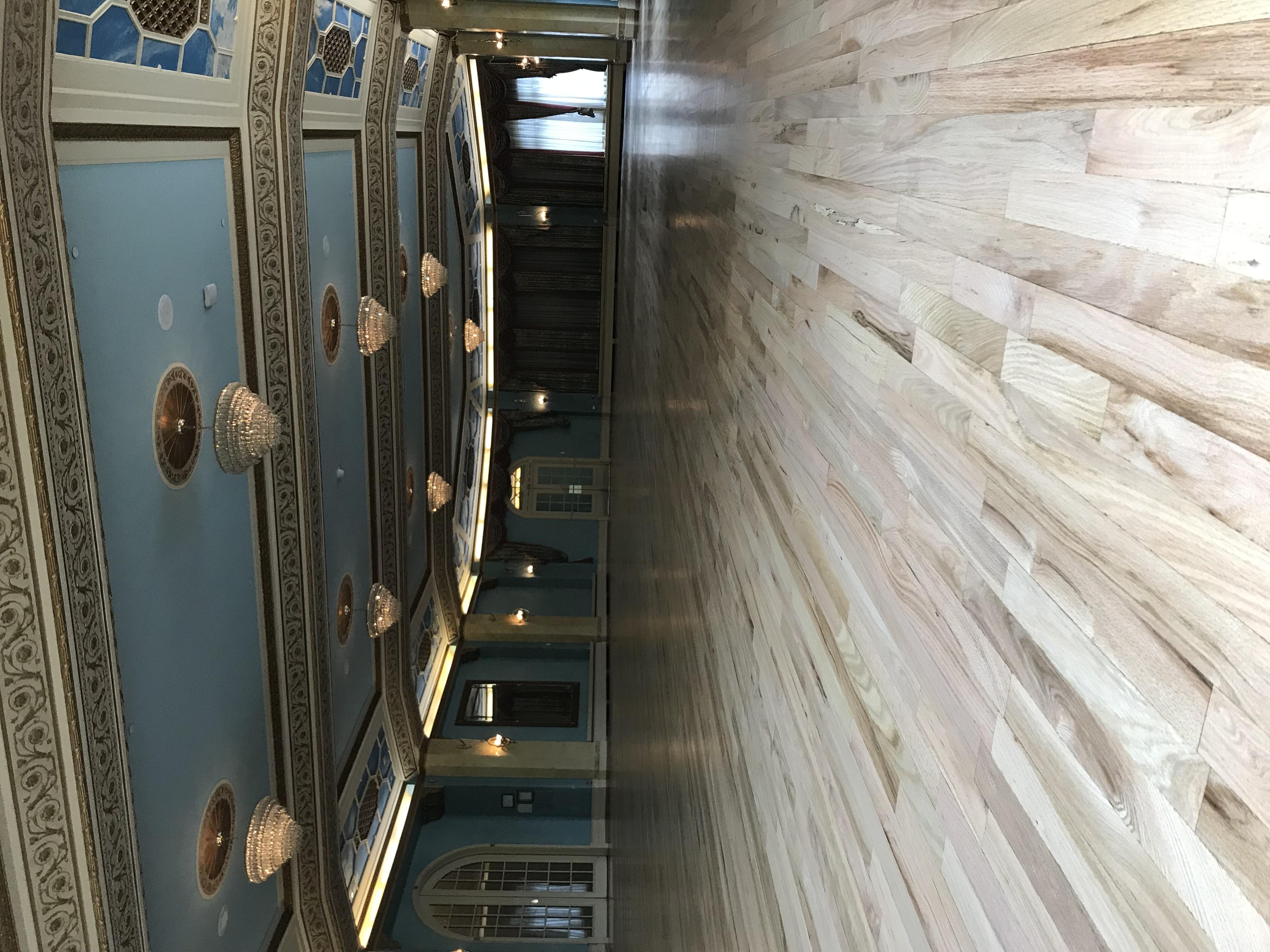 Ballroom Banff Floor