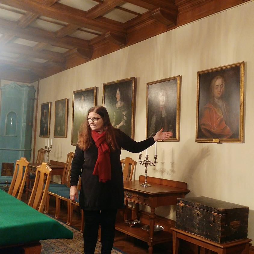 Thomas Fearnley - foredrag med Kristin Søhoel