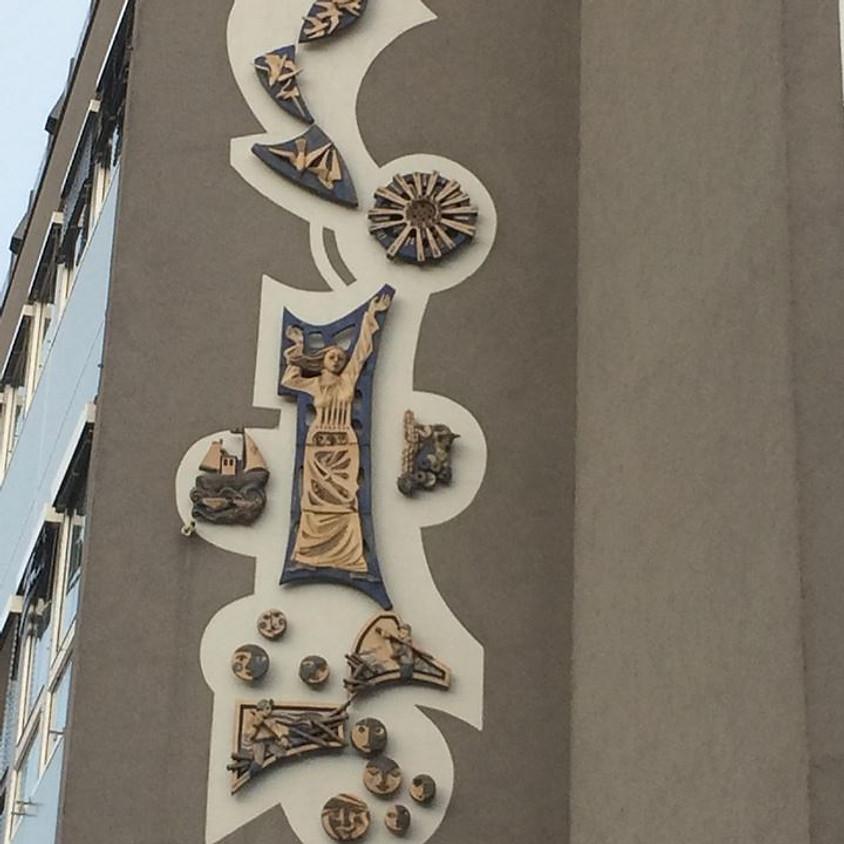 Foredrag og utstilling Otto Mulders keramikk