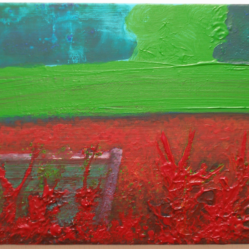 Utstilling med Charles Grande (1)