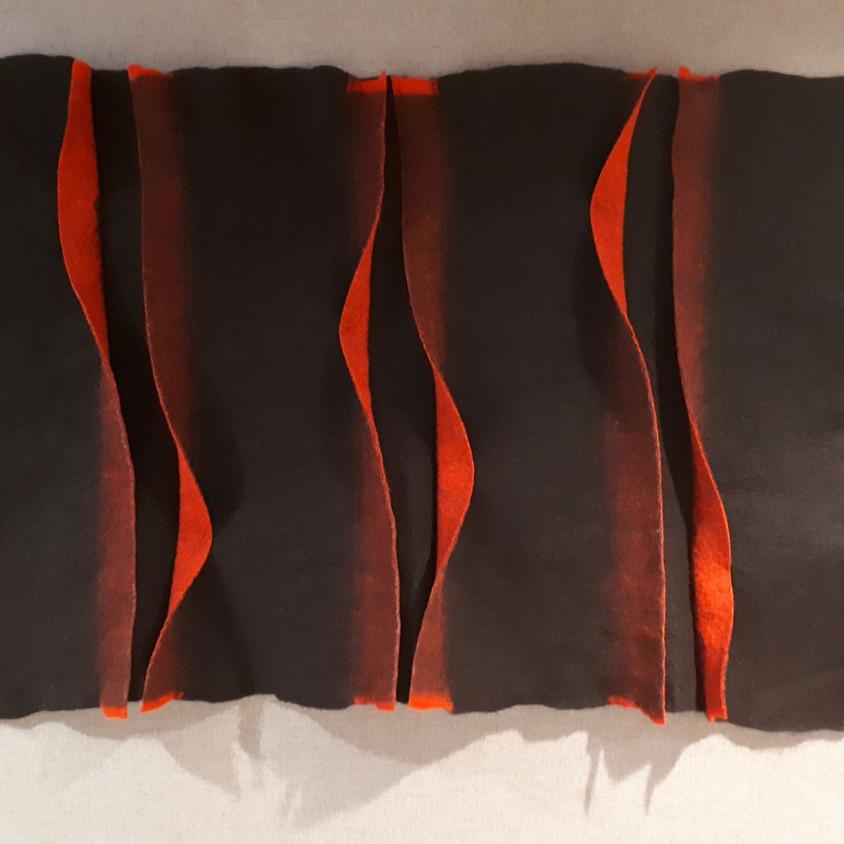 Utstilling med Samira Jamouchi