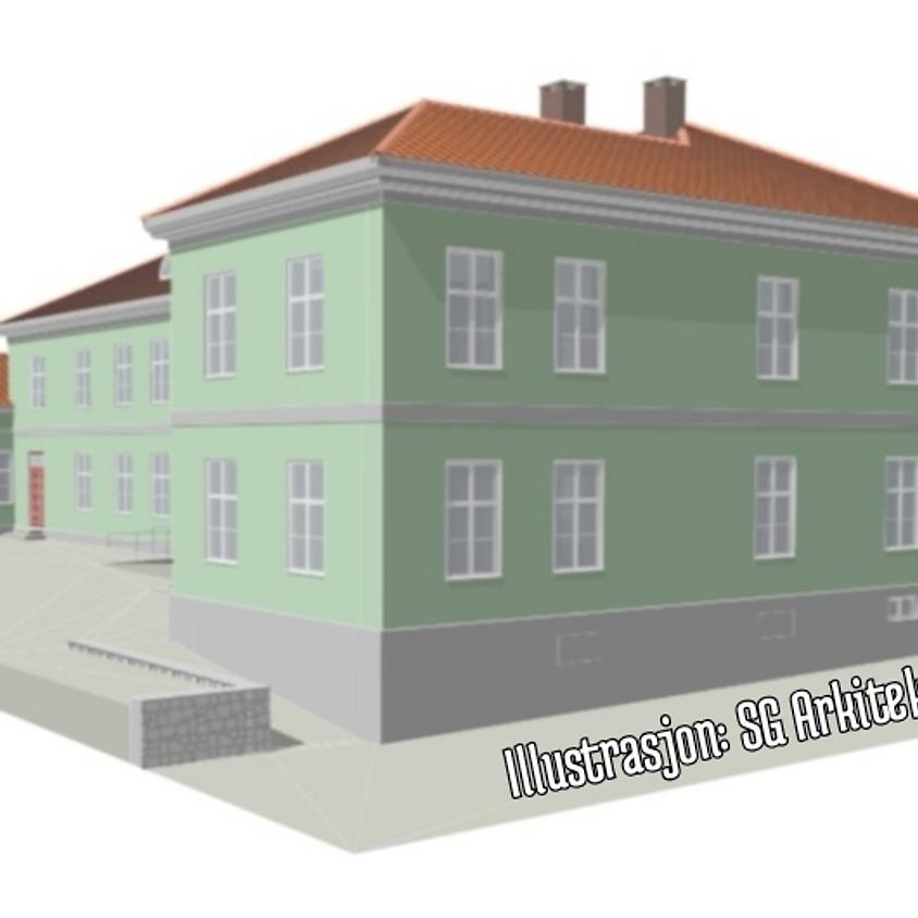Årsmøte i Halden Kunstforening