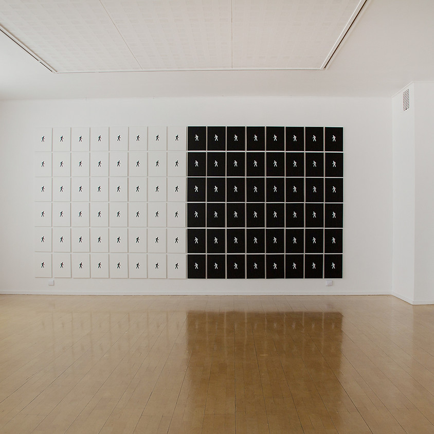"""Respectare"" - Grete Unstad, Anne Knutsdotter og Brit Bøhme, ""Kunstgården"" (Storgata9)"