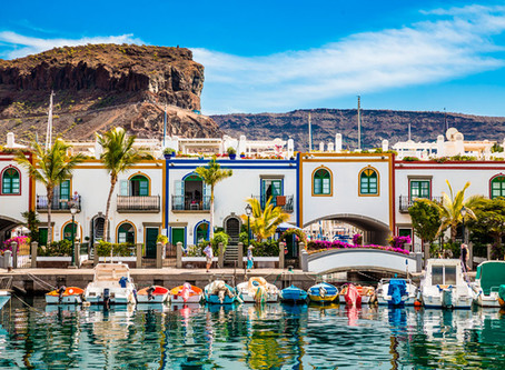 Monthly Roamers Canary Islands Itinerary - 2020