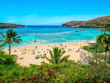 Monthly Roamers Hawaii Itinerary - 2021