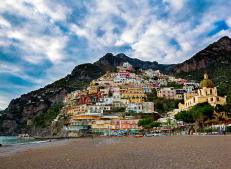 Monthly Roamers Italy Itinerary - 2019