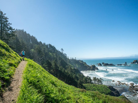 Adventure Roamers Oregon Itinerary - 2020