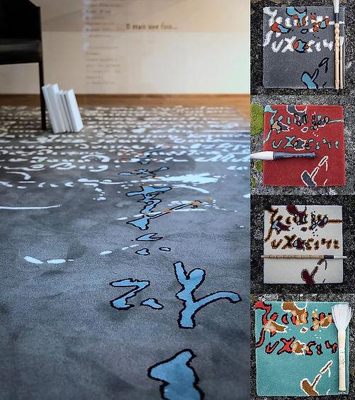 Jorge Canete carpets