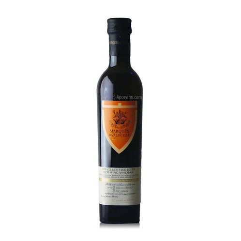 Vinaigre de vin rouge d'Extremadura, Marquès de Valdueza, 250ml