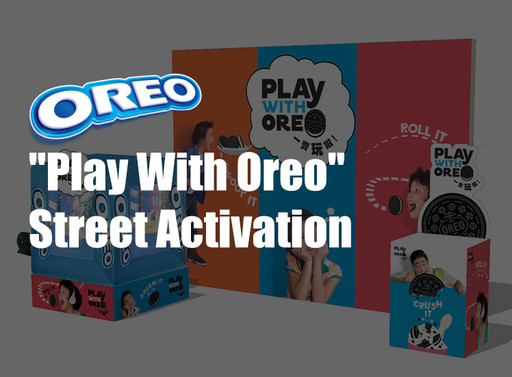 On-street Roadshow & Activation
