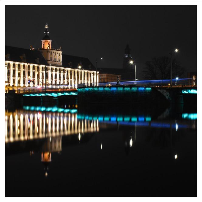 Uniwersytecki Bridge/WRO