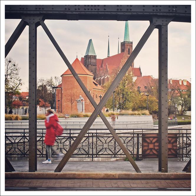 Młyński Bridge/WRO