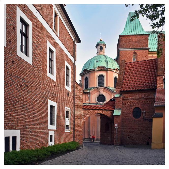 Plac św. Jana Chrzciciela/WRO