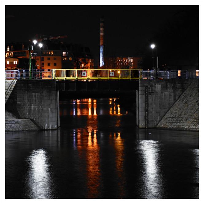 Burzowy Bridge/WRO