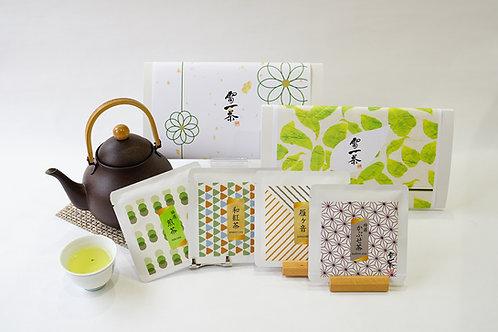 茶葉3種セット【人気・定番】