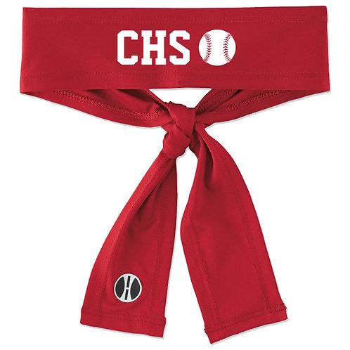 Conard Softball Tie Headband
