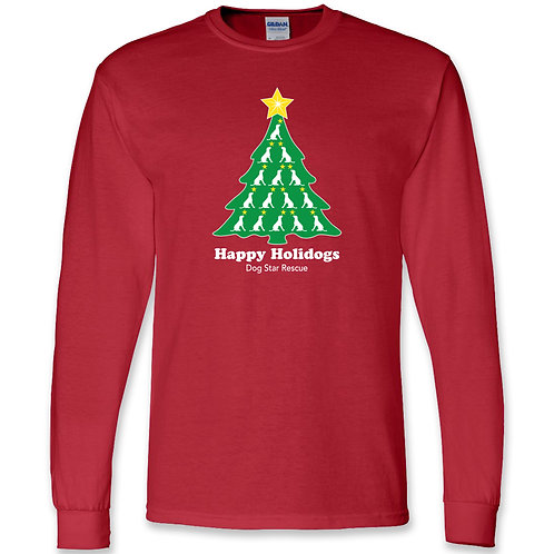 Red Holiday T-shirt