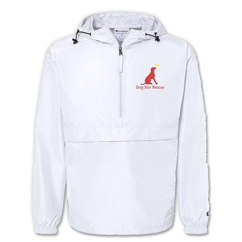 Packable Quarter Zip Jacket