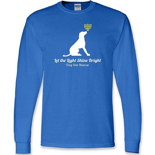 Blue Holiday T-shirt