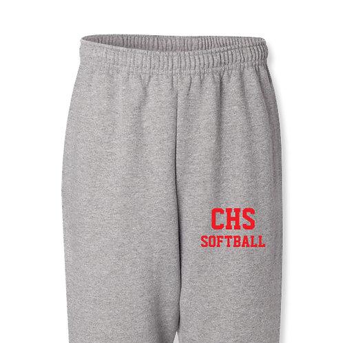 Conard Softball Gray Sweatpants