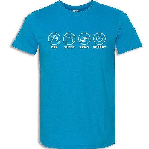 RCN Saphire Blue T-shirt