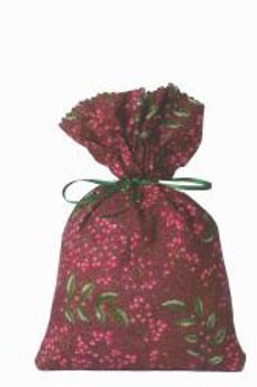 Balsam Sachet - approx.. 6 x 6 in. Prints may differ from image
