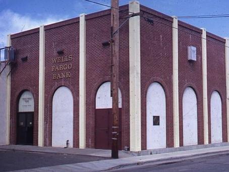 Remember When...Wells Fargo in St. Helena