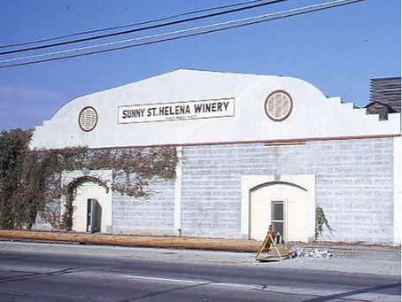 Remember When...Sunny St. Helena Winery