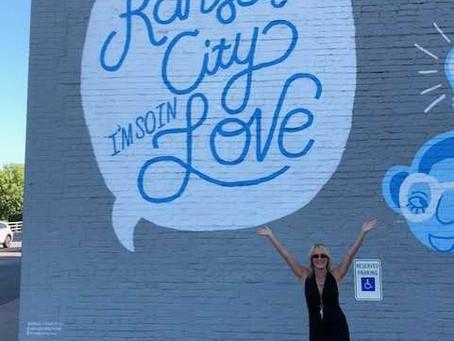 Redmon Wines Visits Kansas City