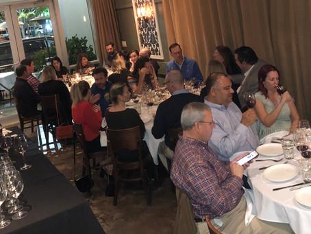 Redmon Wines hits Miami, Ft. Lauderdale
