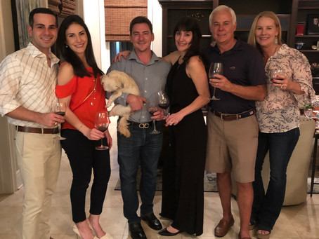 Redmon Wines Hits Tampa and Naples!